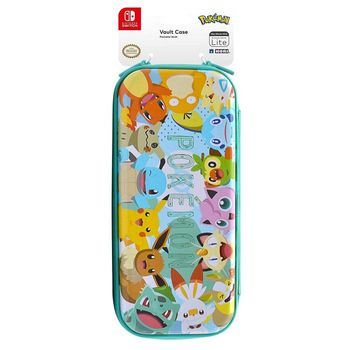 HORI Vault Case - Pokemon Pikachu and Friends Edition (Switch, Switch Lite)