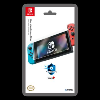HORI Screen Protective Filter - Blue Light Blocking (Switch)