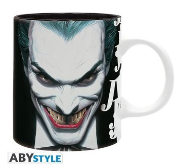DC Comics - Joker Laughing Mug, 320ml
