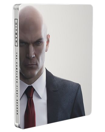 PS4 Hitman: The Complete First Season Steelbook [USED] (Grade A)