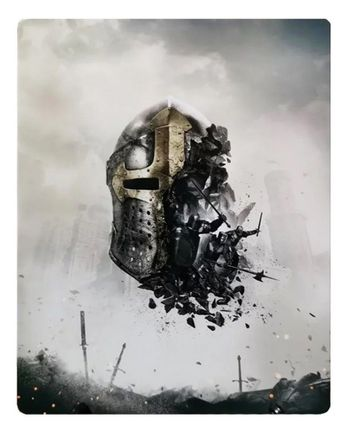 PS4 For Honor Steelbook incl. Russian Audio [USED] (Grade A)