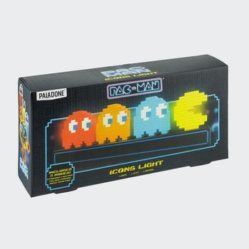 Pac-Man - Pac-Man and Ghosts Light