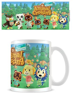 Animal Crossing - Characters Lineup Mug, 300ml