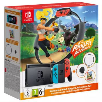 Nintendo Switch - Ring Fit Adventure Bundle