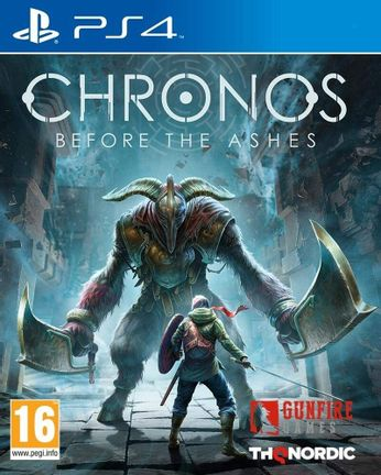 PS4 Chronos: Before the Ashes