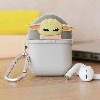 Power Squad: Star Wars: The Mandalorian - The Child (Baby Yoda) AirPods Case for Gen 1 and 2