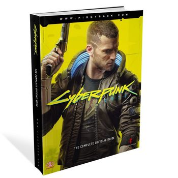 PiggyBack Interactive: Cyberpunk 2077 - Complete Official Game Guide, 464 Pages