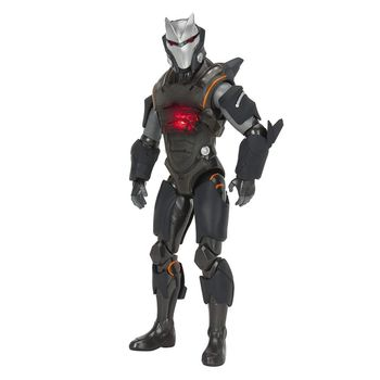 Fortnite: Victory Series - Omega Level Up Action Figure with Light and Sound, 30cm