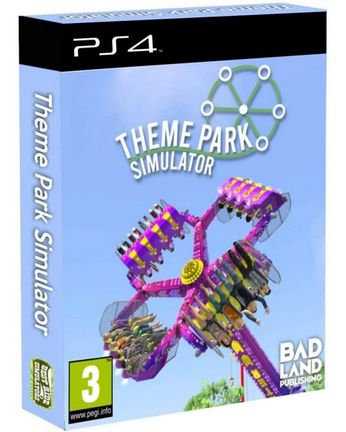 PS4 Theme Park Simulator Collector's Edition