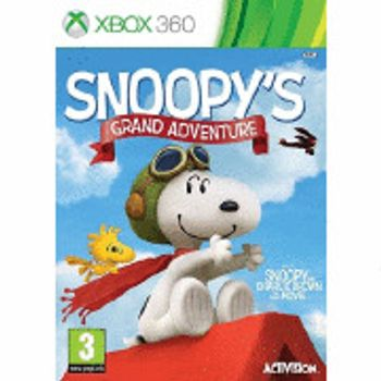 Xbox 360 Snoopy's Grand Adventure [USED] (Grade A)