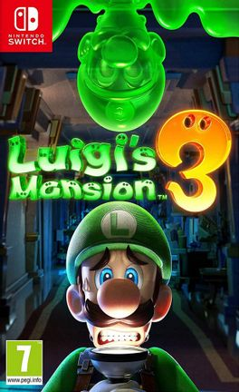 SWITCH Luigi's Mansion 3 [USED] (Grade A)