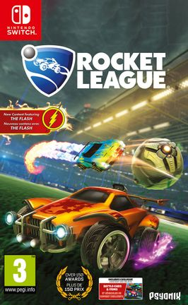 SWITCH Rocket League [USED] (Grade A)
