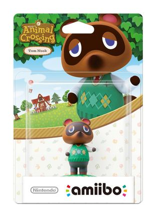 Amiibo Animal Crossing - Tom Nook