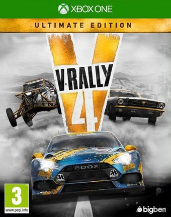 Xbox One V-Rally 4 Ultimate Edition