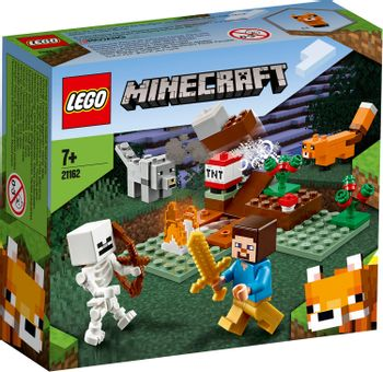 LEGO Minecraft - The Taiga Adventure Building Set