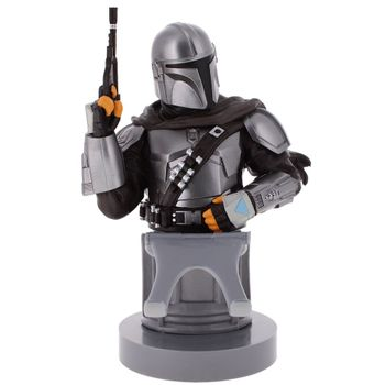 Cable Guys: Star Wars: The Mandalorian - Mandalorian, Phone and Controller Holder