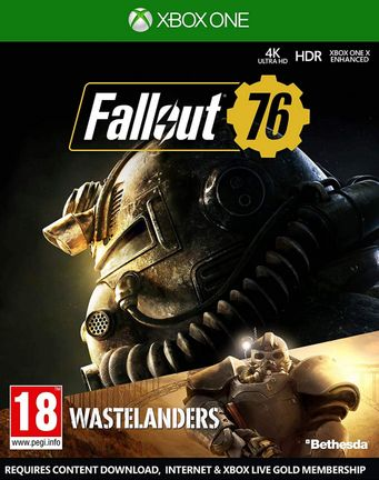 Xbox One Fallout 76: Wastelanders