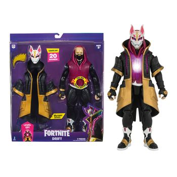 Fortnite: Victory Series - Drift Level Up Action Figure with Light and Sound, 30cm