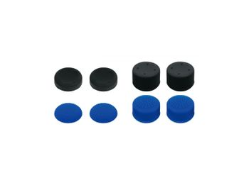 Piranha 2 Controller Protective Silicone Skins and 4 x 4 Grips Pack (PS5)