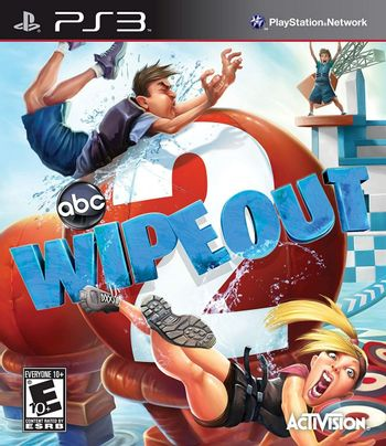 PS3 Wipeout 2 US Version
