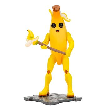 Fortnite: Solo Mode - Peely Action Figure, 10cm