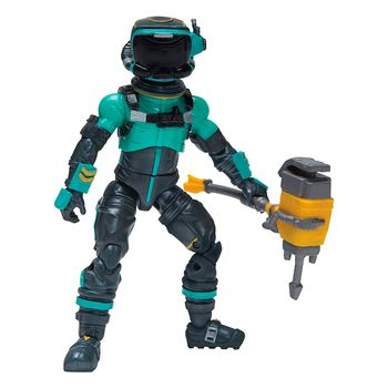 Fortnite: Solo Mode - Toxic Trooper Action Figure, 10cm