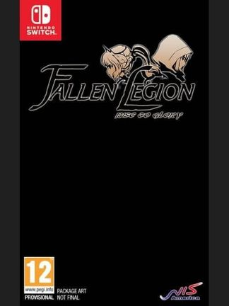 SWITCH Fallen Legion: Rise to Glory [USED] (Grade A)
