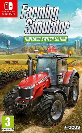 SWITCH Farming Simulator [USED] (Grade A)