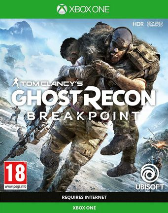 Xbox One Tom Clancy's Ghost Recon Breakpoint [USED] (Grade A)