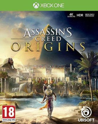 Xbox One Assassin's Creed Origins incl. Russian Audio [USED] (Grade A)