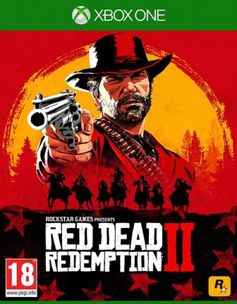Xbox One Red Dead Redemption 2 [USED] (Grade B)