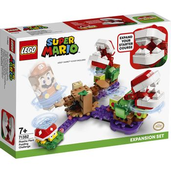 LEGO Super Mario - Piranha Plant Puzzling Challenge Expansion Set