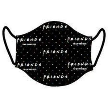 Face Mask: Friends - Logo