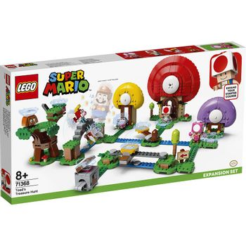 LEGO Super Mario - Toad's Treasure Hunt Expansion Set