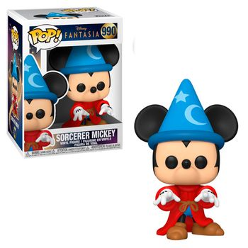 POP! Disney: Fantasia - Sorcerer Mickey Vinyl Figure