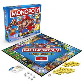 MONOPOLY Super Mario Celebration!
