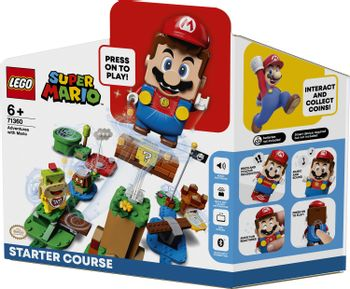 LEGO Super Mario - Adventures with Mario STARTER Set