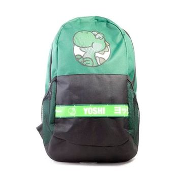 Super Mario - Yoshi Taped Backpack