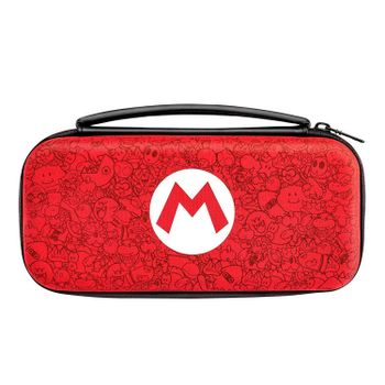 PDP Deluxe Travel Case - Mario Remix (Switch)