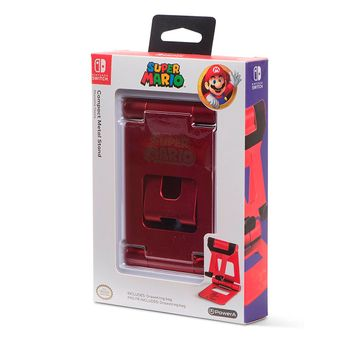 PowerA Compact Metal Stand  - Super Mario Edition (Switch)