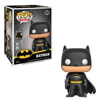 POP! Heroes: Batman 80 Years - Batman Super Sized Vinyl Figure, 45 cm