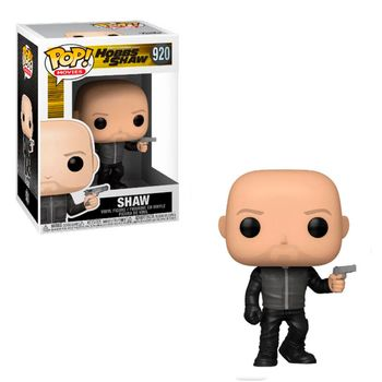 POP! Movies: Hobbs and Shaw - Shaw Vinyl Figure