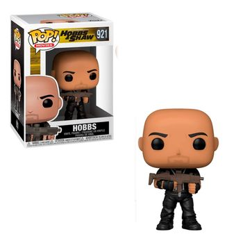 POP! Movies: Hobbs and Shaw - Hobbs Vinyl Figure
