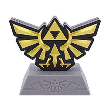 Legend of Zelda - Hyrule Crest Icon Light, 13cm