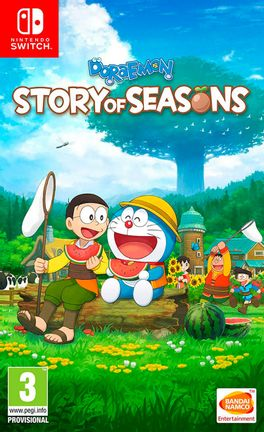 SWITCH Doraemon: Story of Seasons