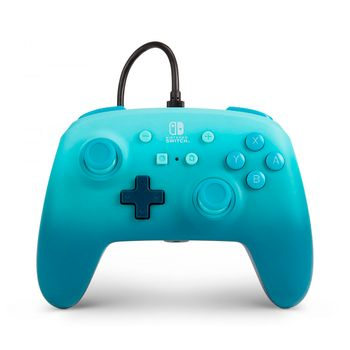 PowerA Enhanced Wired Controller - Aquatic Fantasy (Switch)