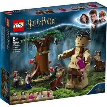 LEGO Harry Potter - Forbidden Forest: Umbridge's Encounter Set