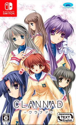 SWITCH Clannad Asian Version