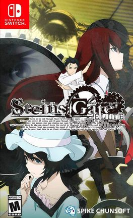 SWITCH Steins; Gate Elite US Version