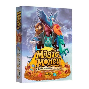 Magic Money Board Game, 3-6 Players